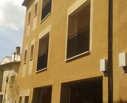 Facha vista general | Construcciones Morillo