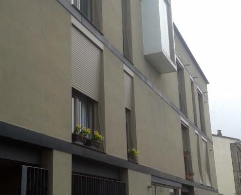 Fachada Obra Nueva | Construcciones Morillo