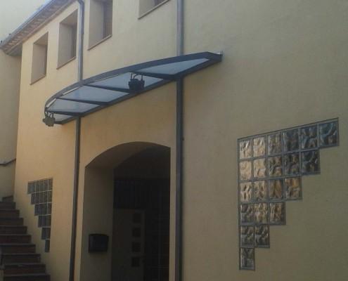 Fachada Construcciones Morillo