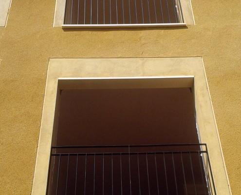 Fachada vista frontal | Construcciones Morillo