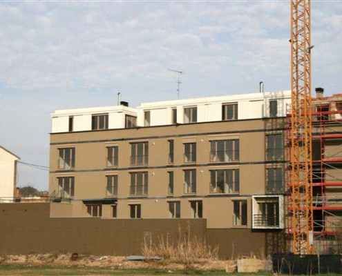 Obra civil construcción | Construcciones Morillo