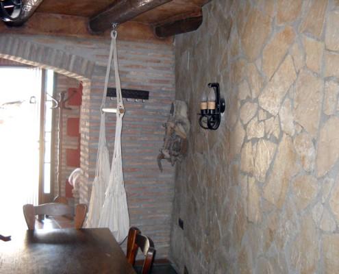 Rehabilitación de fachadas interiores