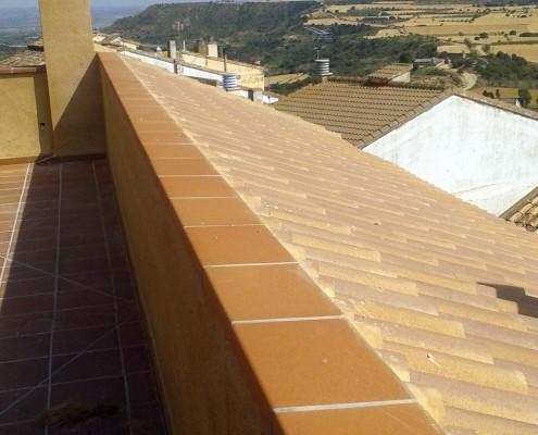 Terraza | Construcciones Morillo